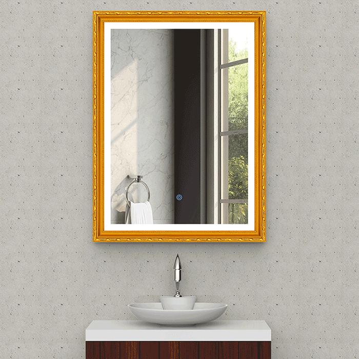 wall mirror round