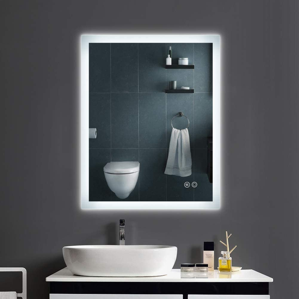 Lighted LED Mirrors
