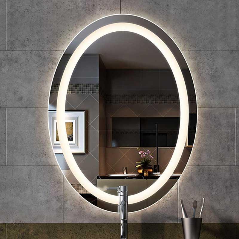 led mirror light